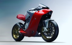 MV Agusta F4Z: italian tech, Zagato style