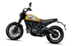 SCRAMBLER ICON – CLASSIC – FULL THROTTLE