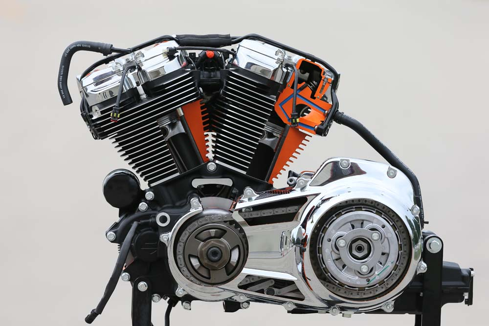harley davidson milwaukee-eight