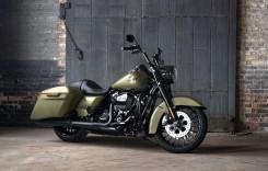 Harley-Davidson Road King Special – Milwaukee întunecat