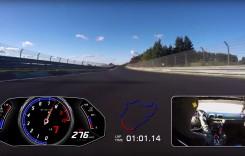 Lamborghini Huracan Performante spulberă recordul pe tur la Nurburgring – video