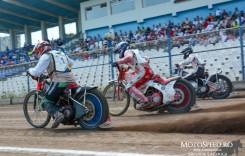 Speedway și caniculă