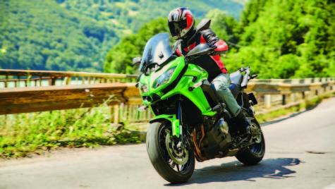 Test Kawasaki Versys 1000 – CEL MAI BINE PĂSTRAT SECRET DIN SEGMENTUL TOURING