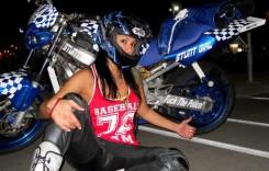 """Claudia Mușat: """"Promit iubire eternă motocicletei pentru că m-a făcut să îmi găsesc echilibrul în viață!"""""""