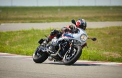 Ride Test BMW R nineT Racer – moștenirea sportivă