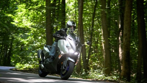 Ride Test Yamaha TMAX SX – Still the King