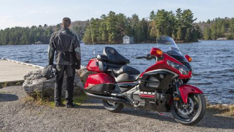 Honda a creat prima motocicletă cu sistemul CarPlay