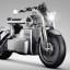 Confederate a devenit Curtiss și face acum motociclete electrice