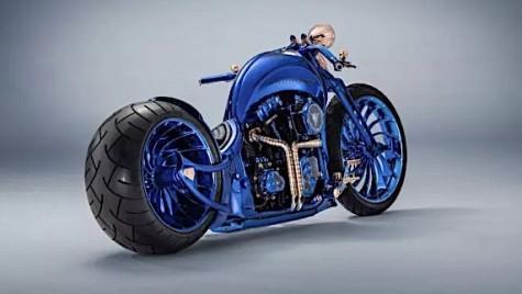 Cea mai scumpă motocicletă din lume