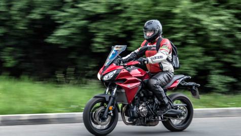 Yamaha Tracer 700 – Micul explorator