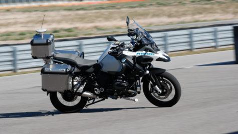Prima motocicletă autonomă BMW: un R1200 GS