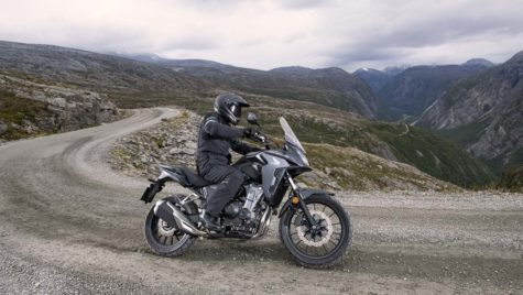 Honda CB500X – model 2019 – prezentat la EICMA