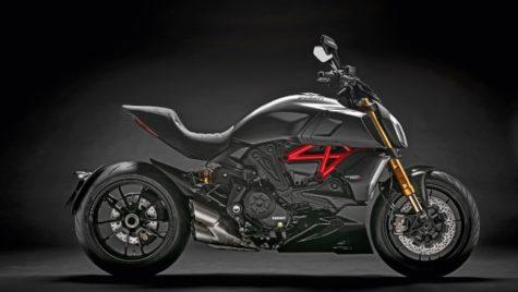 Noul Ducati Diavel 1260 la Motor Bike Expo Verona 2019