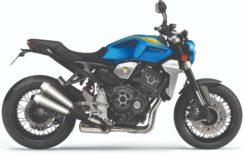 CB1000R Tribute, modelul aniversar Honda la Motodays Roma 2019