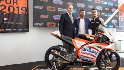 Echipa lui Max Biaggi este pregătită pentru Campionatul Mondial Moto3