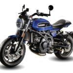 Noutățile Moto Morini de la Motodays Roma 2019