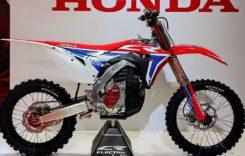 Honda prezintă modelul CR cu propulsie electrică