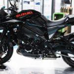 Suzuki Katana protagonista la Milano Design Week