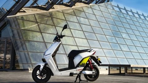 Lifan un scuter electric super economic
