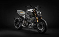Ducati Diavel 1260 S Materico la Milano Design Week