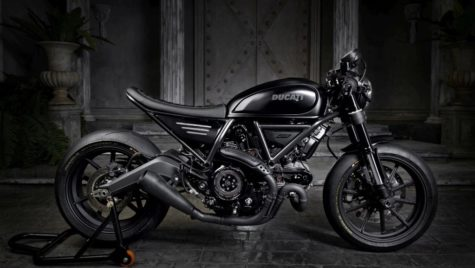 Concursul Custom Rumble pentru Ducati Scrambler