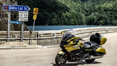 Test BMW K1600 Grand America – Etalon