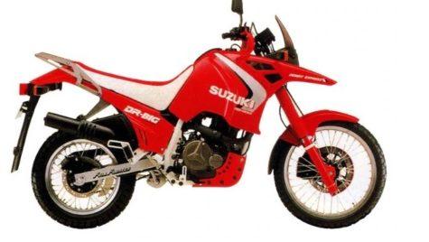 Suzuki pregătește revenirea modelului DR Big