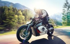 Cu Vision DC Roadster, BMW devine un model electric