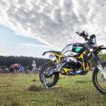 Povestea BMW RnineT Touratech la Romaniacs-ul din 2017
