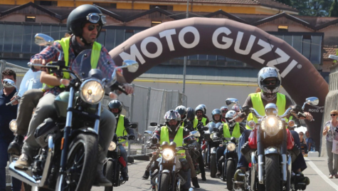 Evenimentul Moto Guzzi Open House 2019