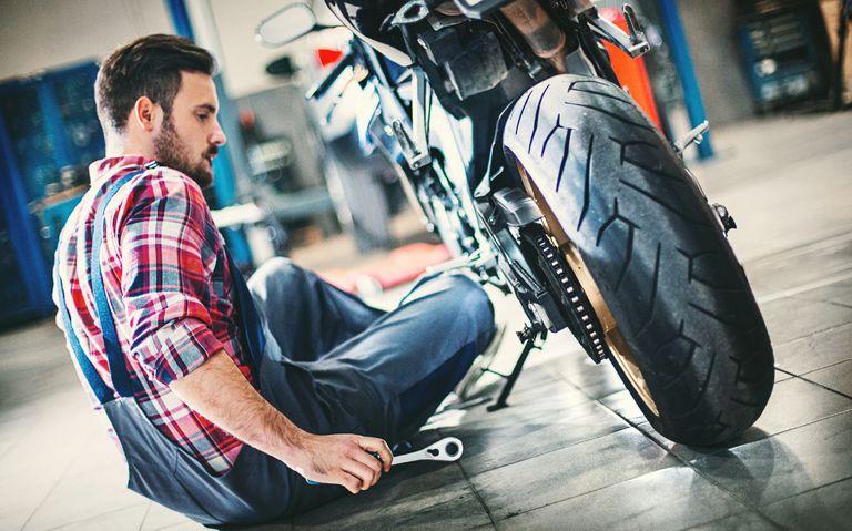 Motocicletă starea tehnică