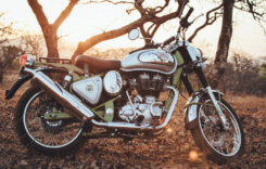 Noul Royal Enfield Bullet Trials va putea fi comandat din august