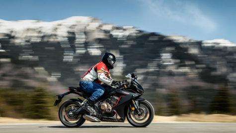 Test Honda CBR 650 R – Renașterea 600