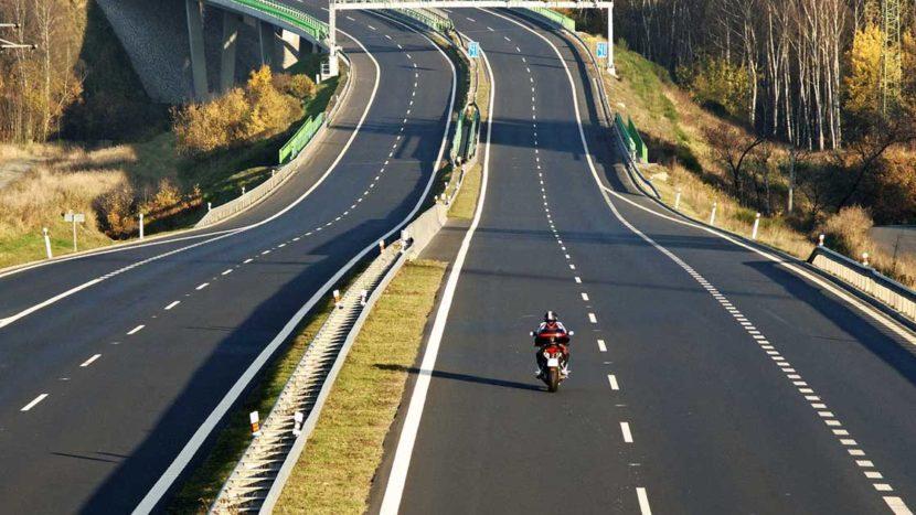autostradă moto