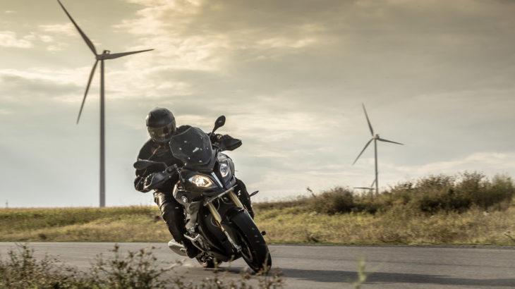 BMW S 1000 XR – Triatlonist
