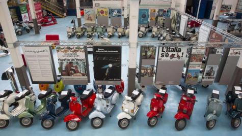 Muzeul Piaggio premiat de Tripadvisor
