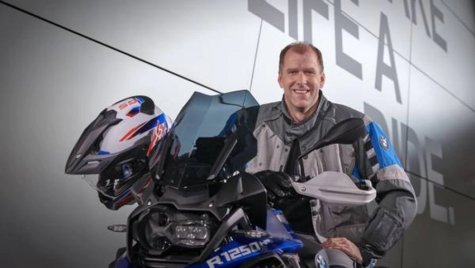 Christof Lischka noul șef de dezvoltare de la BMW Motorrad