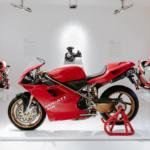 Ducati 916 dedicată lui Massimo Tamburini