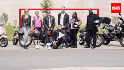 Comunitatea motocicliștilor WTR – We, The Riders