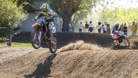 5-6 octombrie: spectacol MX la TCS Racing Park