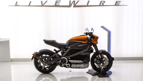 Harley-Davidson Livewire – prim contact la EICMA