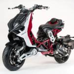 A fost lansat noul scuter Italjet Dragster