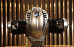 """BMW """"Big Boxer"""" – cel mai mare boxer cu 2 cilindri pus pe o motocicletă"""