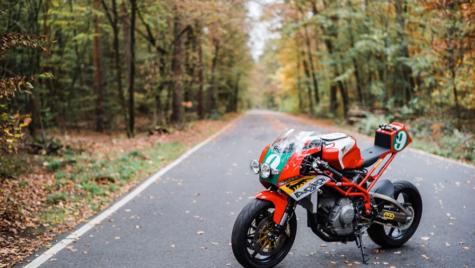Moto Morini Corsaro Special Monza de la XTR Pepo