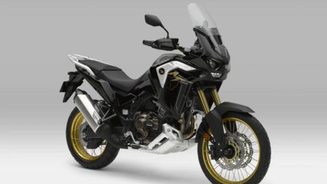 Noile modele Africa Twin de la Honda pot fi testate la dealeri