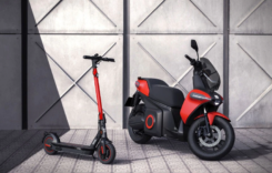 Scuterul electric Seat e-Scooter din 2020