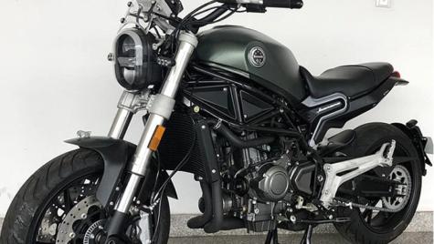 Benelli la Motor Bike Expo Verona 2020
