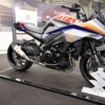 Suzuki Katana Special la Motor Bike Expo 2020