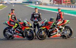 Aprilia RS-GP pentru Moto GP 2020 a fost dezvăluit în Qatar