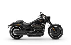 Ediție limitată Harley Davidson Fat Boy cu ocazia aniversării de 30 ani